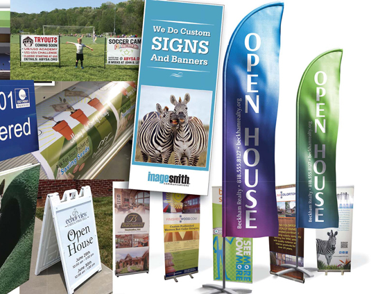 Signs Banners Wall Graphics